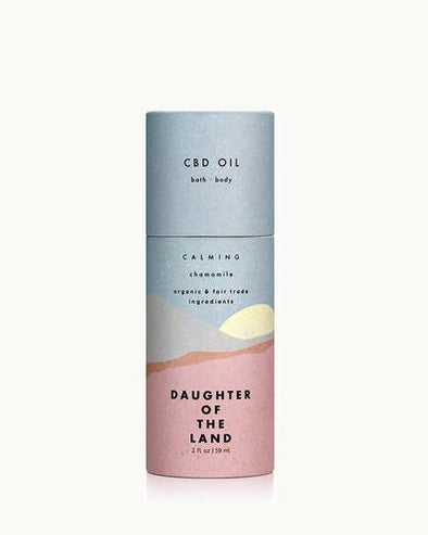 Daughter of the Land Chamomile Body Oil