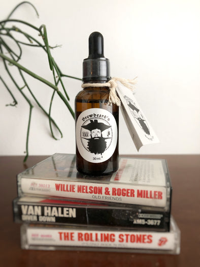 Brewbeard Beard Oil