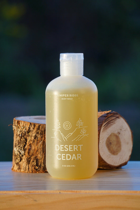 Juniper Ridge Body Wash- Desert Cedar 8oz