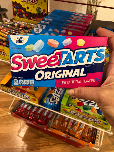 Sweetarts Theater Box