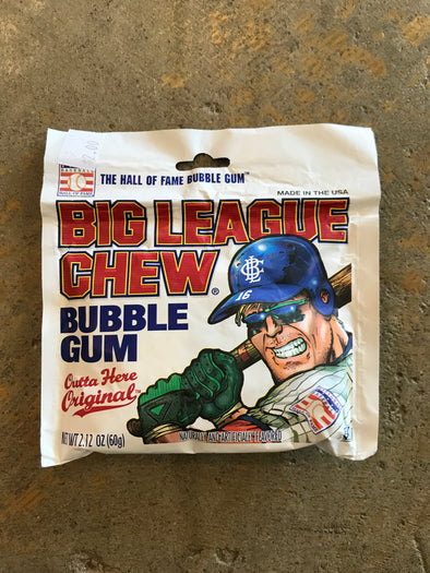 Big League Chew Outta Here Original