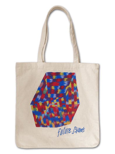 Future Islands Cube Tote Bag