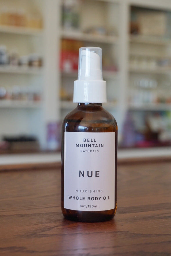 Bell Mountain Nue Whole Body Oil