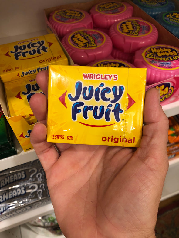 Juicy Fruit Gum