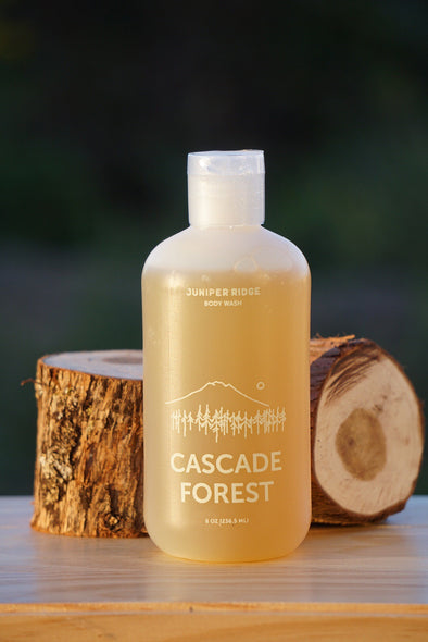 Juniper Ridge Body Wash- Cascade Forest 8oz