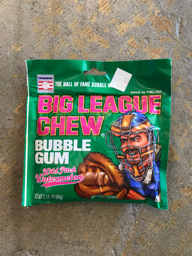 Big League Chew Wild Pitch Watermelon