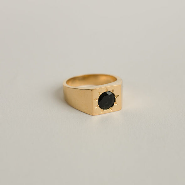Merewif Townes Signet Ring