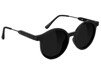Glassy Robyn Premium Polarized Sunglasses- Matte Black
