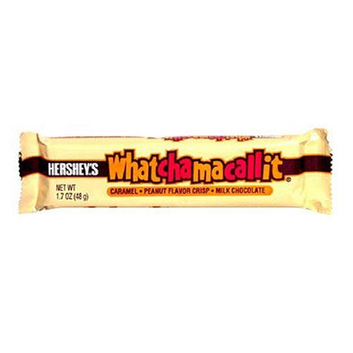 Whatchamacallit Chocolate Bar