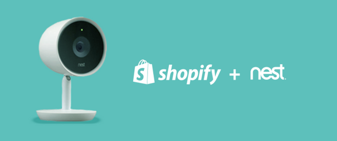 Shopify and Nest team up to bring more hardware to merchants