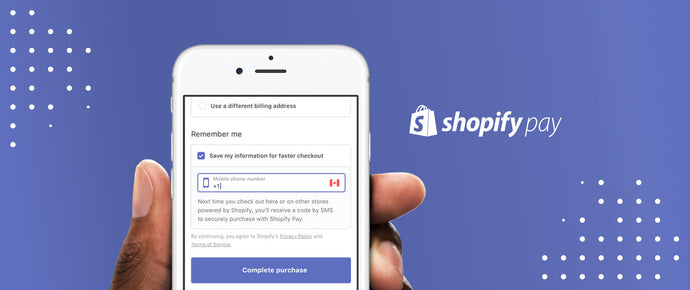 Accelerate Checkout With Shopify Pay