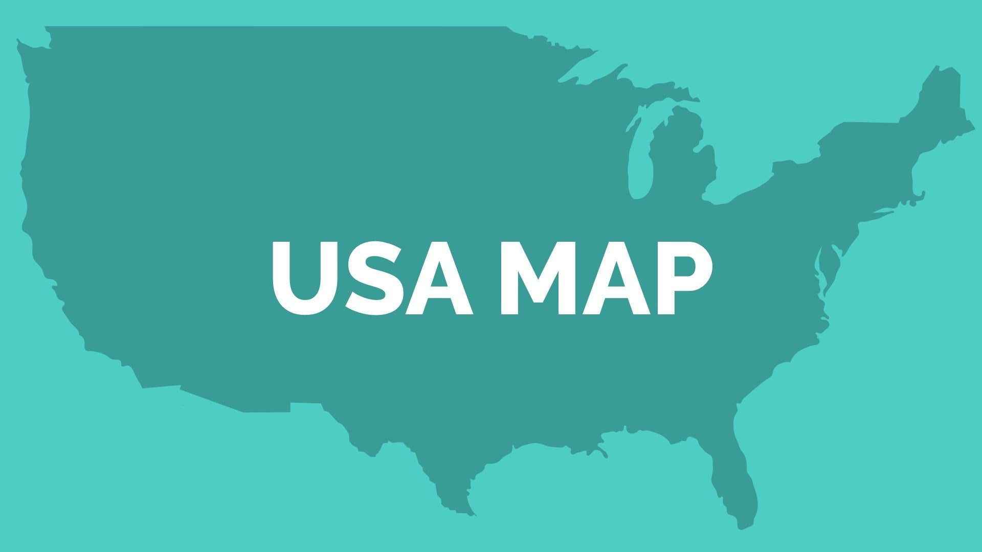 USA Map For PowerPoint Keynote Presentation Shop - Usa map graphic