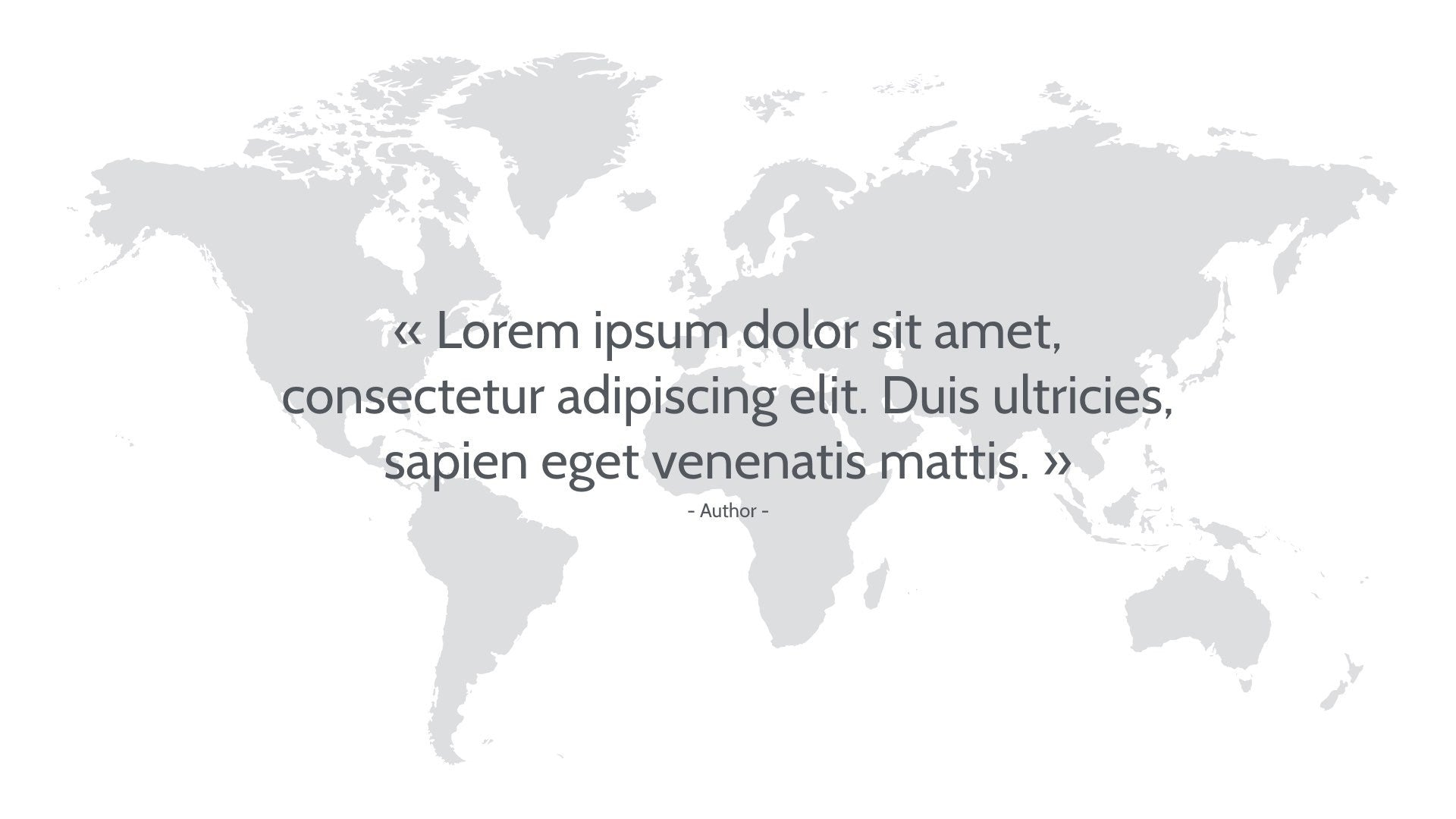 World map for powerpoint keynote presentation shop maps world map for powerpoint gumiabroncs Image collections
