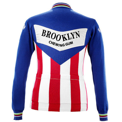 Brooklyn Chewing Gum Long Sleeve Merino Jersey