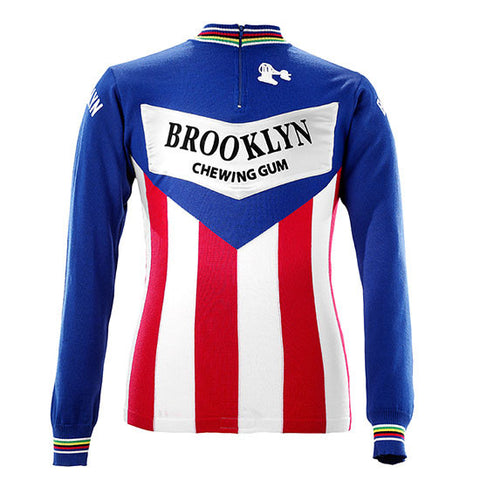 Brooklyn Long Sleeve Merino Jersey