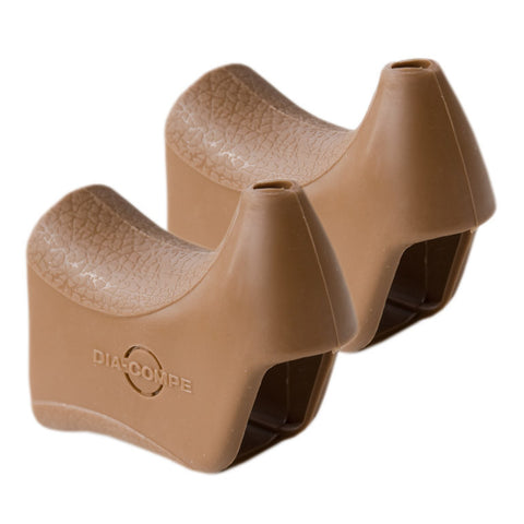 Brown Dia Compe DC165 Replacement Non Aero Brake Hoods