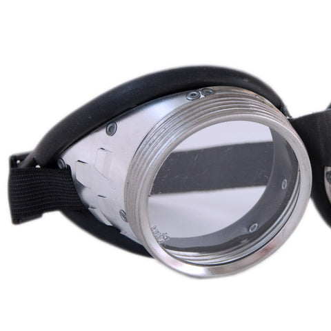 Clear Lens Cycling Goggles