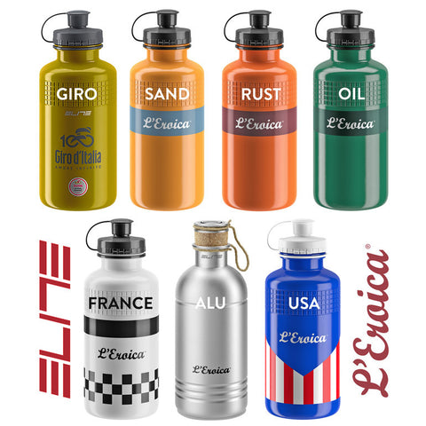 Elite Eroica Bottles Model Range