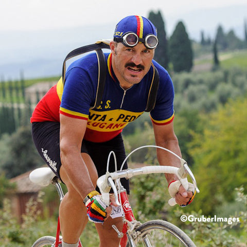"L""Eroica Retro Cycling Goggles"