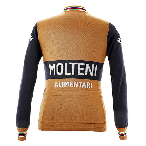 Moletni Long Sleeve Merino Wool Jersey