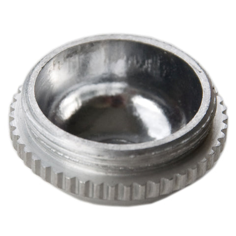 Polished Alloy Pedal Dust Cap