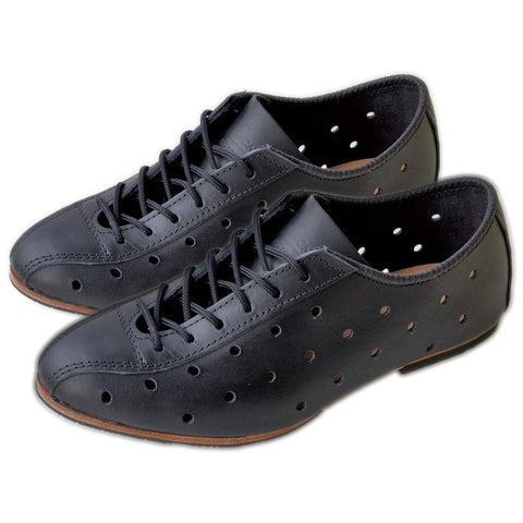 Heritage Summer Leather Cycling Shoe