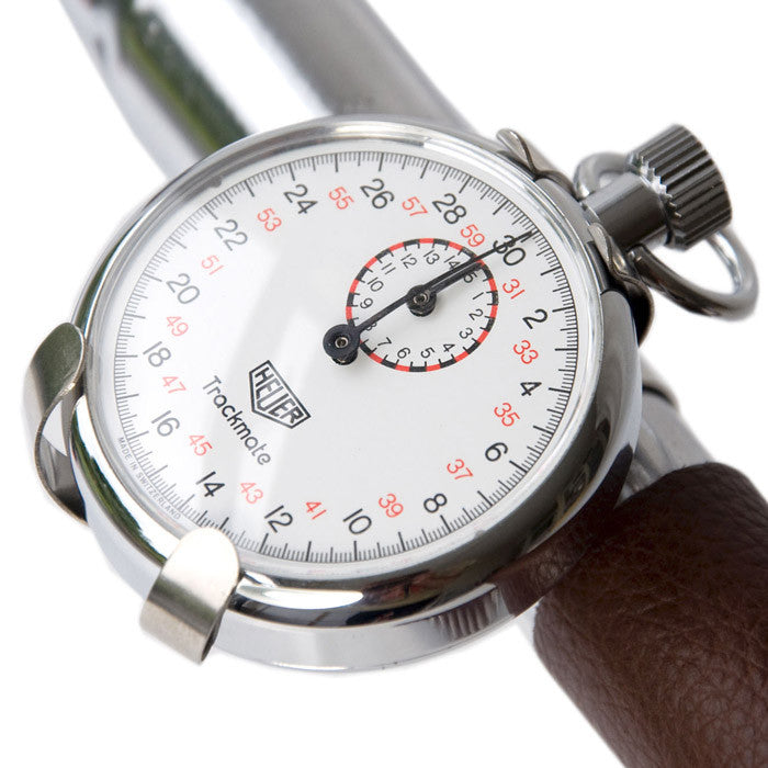 Vintage Style Time Trial Stopwatch Bicycle Clip