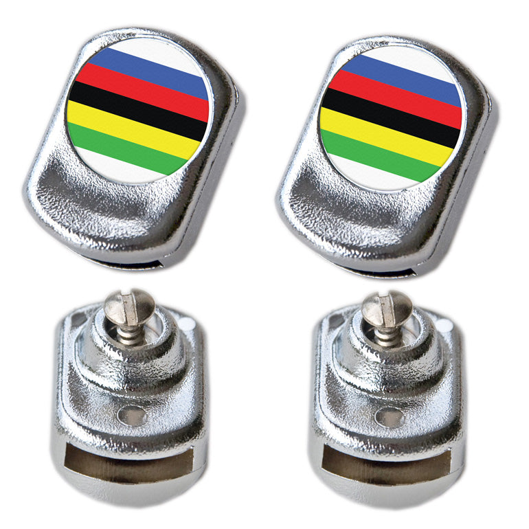 World Champion Toe Clip Buttons