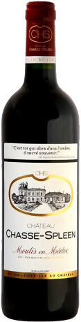 Château Chasse Spleen, Moulis Cru Bourgeois Exceptionnel