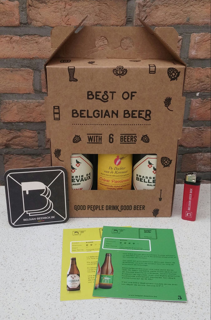 Best of Belgian Beer Box