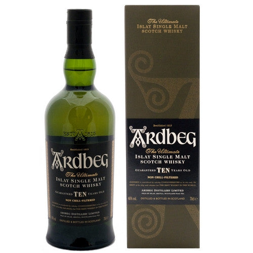 Whisky Ardbeg 10years