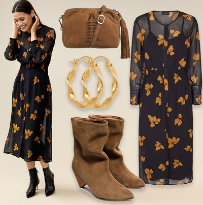 Look of the day | Autumn leaves