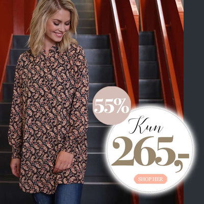 Spar 55% på Ashley dress fra Prepair!