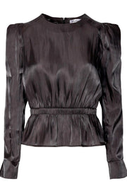 Idol Blouse | Black | L/S Shirts fra Co'couture