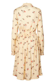 Sienna Dress | Flower Print | Kjole fra Lollys Laundry