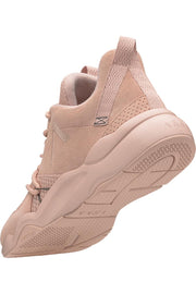 Asymtrix Suede F-PRO90 | Cameo Rose | Rosa Sneakers fra Arkk