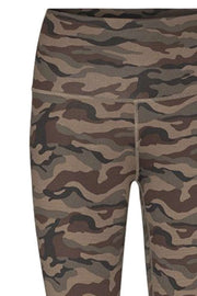 Camo Tights | Army | Leggings med print fra Co'Couture