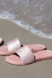Cheri0195 | Misty Rose | Slip-on sandaler fra Ilse Jacobsen