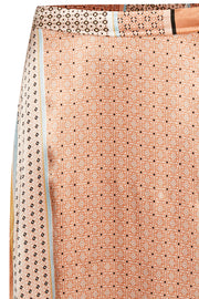 Filuka Skirt | Brown Sugar | Nederdel med print fra Culture