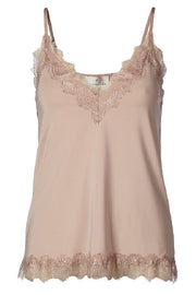 Rosemunde - Top - Strap top (Vintage Powder)