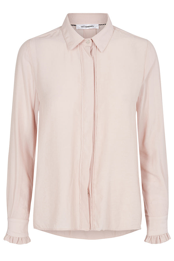 NEW FLORENCE SHIRT | Nude | Skjorte fra CO'COUTURE