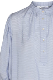 Pauline Summer Shirt | Pale Blue | Skjorte fra Co'couture