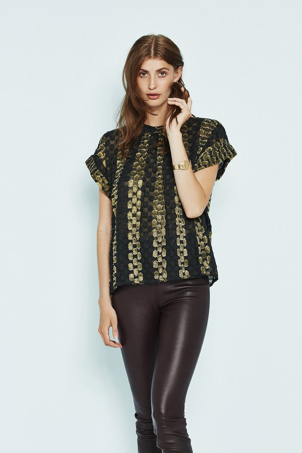 Lollys Laundry - Top - Deva top