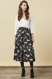 Lollys Laundry - Nederdel - Morning skirt