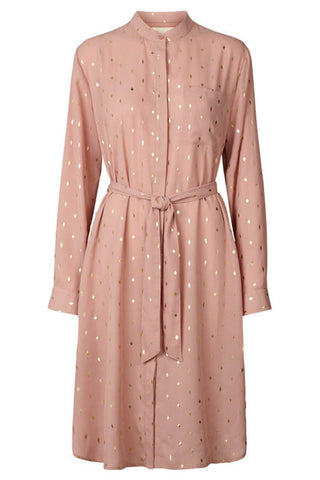 French Dress (Ash rose) - Kjole fra Lollys Laundry