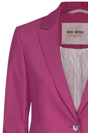 Blake Night Blazer Sustainable | Cherries Jubilee | Blazer fra Mos Mosh
