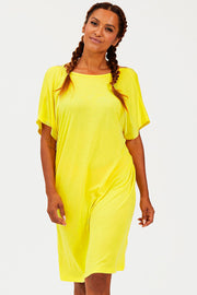 All I Want Is You | Yellow | Kjole fra Comfy Copenhagen