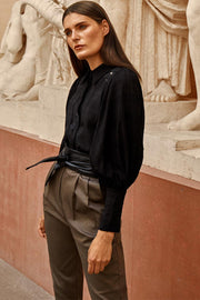 Chloe Pant | Major Brown | Bukser fr Copenhagen Muse