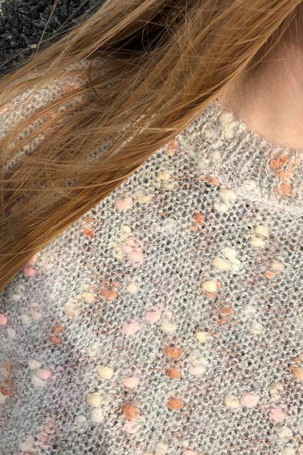 Cora Puff Knit | Lang strik fra Co'couture