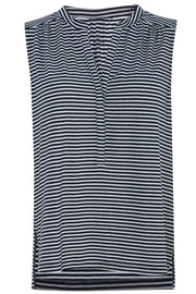 The One I Love | Navy Stripes | Top fra Comfy Copenhagen
